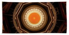 Statehouse Dome-new Jersey Hand Towel