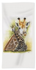 Stateliness Hand Towel
