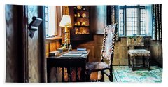 Stately Home Hand Towel