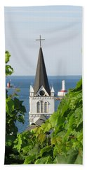 Ste. Anne's Steeple Hand Towel