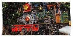 Steam Train Dixiana Hand Towel