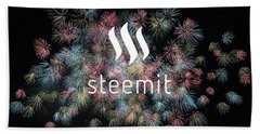 Steemit 2017 Hand Towel
