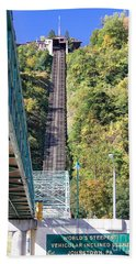 Steep Johnstown Incline Hand Towel
