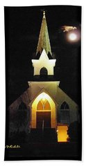 Steeple Chase 3 Bath Towel