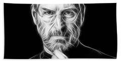 Steve Jobs Collection Hand Towel