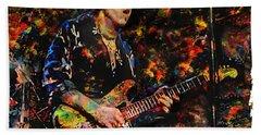 Stevie Ray Hand Towel
