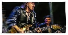 Stevie Ray Vaughan - Couldn't Stand The Weather Hand Towel