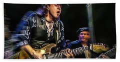 Stevie Ray Vaughan - Couldn't Stand The Weather Bath Towel