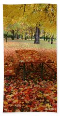 Still Fall Bath Towel