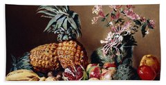 Still Life With Pineapples, 1908 Bath Towel