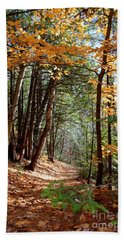 Stillness Hand Towel by Elfriede Fulda