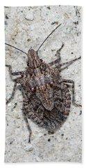 Stink Bug Bath Towel