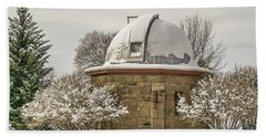 Stone Block Observatory Hand Towel