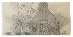 Stone Cottage Hand Towel