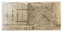 Stone Gate Hand Towel