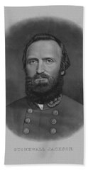 Stonewall Jackson Bath Towel