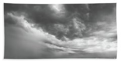Storm Clouds IIi Bath Towel