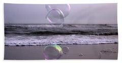 Storming Bubbles Bath Towel