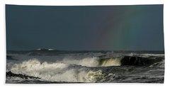 Stormlight Seaside Cove Hand Towel