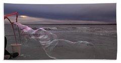 Stormy Bay Bath Towel