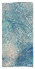 Bath Towel featuring the mixed media Stormy by Writermore Arts