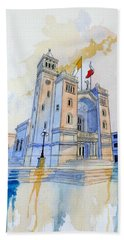 St.peter In Chains II Hand Towel