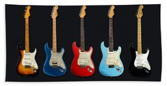 Stratocaster Hand Towel