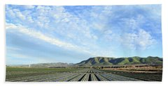 Bath Towel featuring the photograph Strawberry Fields Forever 2 by Floyd Snyder