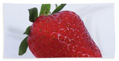 Strawberry Hand Towel