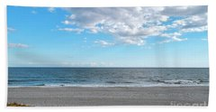 Stroll Along Myrtle Beach Hand Towel