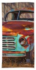 Studebaker - Pickup Truck Bath Towel