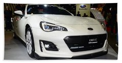 Subaru Brz Bath Towel