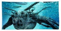 Submarine Hand Towel