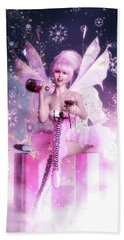 Sugar Plum Fairy Bath Towel