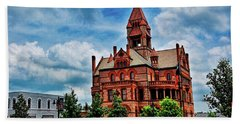 Sulphur Springs Courthouse Hand Towel
