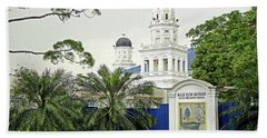 Sultan Abu Bakar Mosque Bath Towel