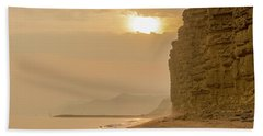 Sultry West Bay Bath Towel