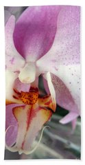 Hand Towel featuring the photograph Summer Bloom by Joan  Minchak
