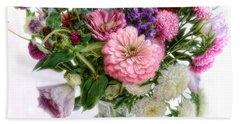 Summer Bouquet Hand Towel