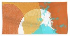 Summer Color 1- Art By Linda Woods Hand Towel