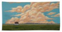Summer Daydream Hand Towel by Billinda Brandli DeVillez