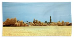 Summer Field Hand Towel