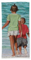 Summer Fun Hand Towel