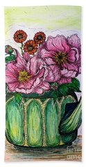 Summer Kitchen Bath Towel