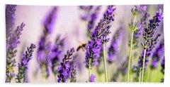 Summer Lavender  Hand Towel