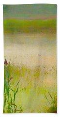 Summer Reeds Hand Towel