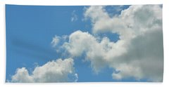 Summer Sky Bath Towel