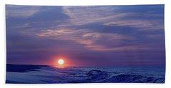 Summer Sunrise I I Hand Towel