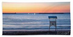 Summer Sunset Bath Towel