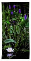 Bath Towel featuring the photograph Summer Swamp 2017 by Bill Wakeley